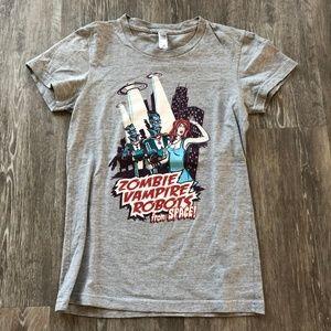 Shirt.Woot Tops - 🚨*3/$8*🚨Used Graphic Shirt